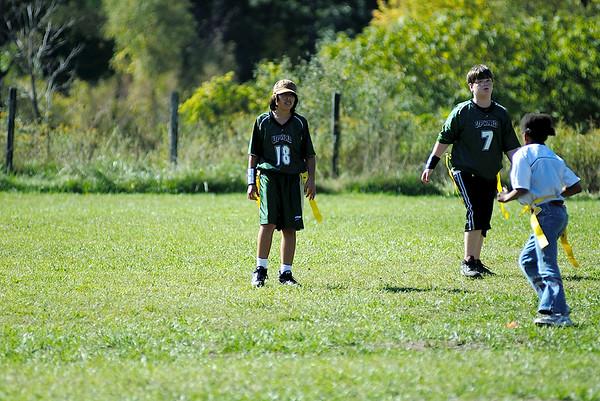 9/29/07 Jonas' Upward Football