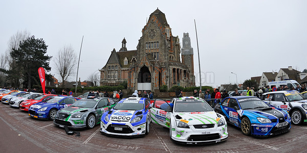 52éme Rallye du Touquet 2012