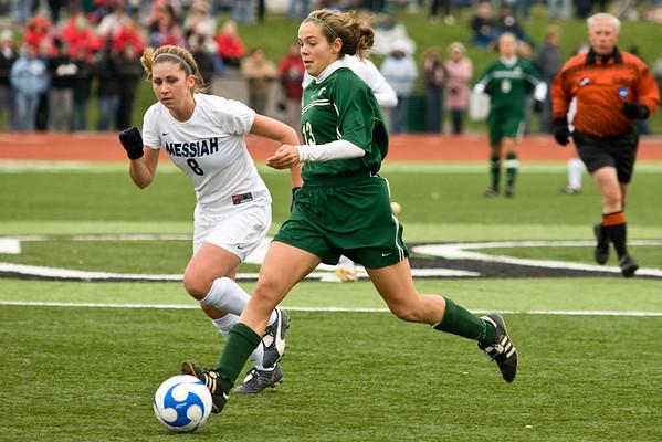 women's soccer - 11/17/07