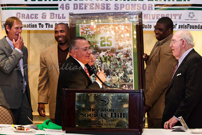 Otho Davis Foundation Event for Buddy Ryan with Dick Vermeil & Mike Ditka