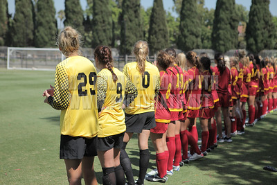 USC vs Long Beach State 08/19/11
