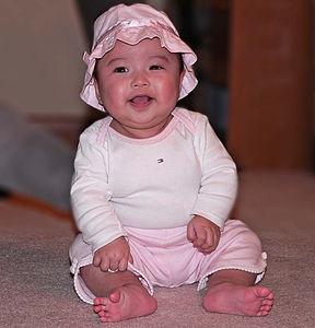 Alyssa 4 Months