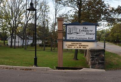 9/24/10 Farmington: A Community Remembers - Art Exhibit at Long Acres