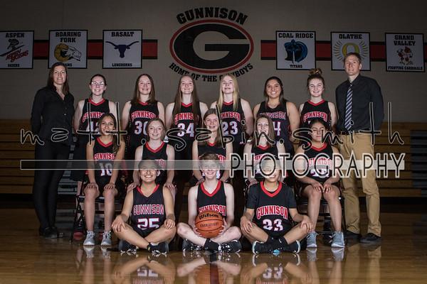 GHS Girls Basketball 2021