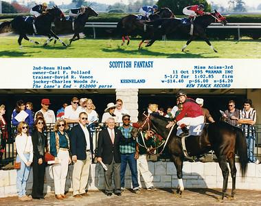 SCOTTISH FANTASY - 10/11/1995