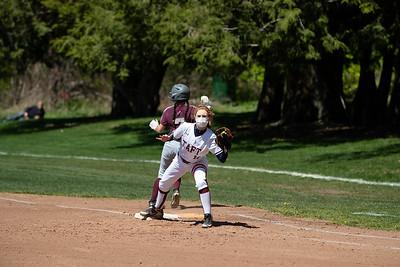 5/1/21: Softball v Loomis