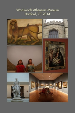 CT, Harford - Wadsworth Atheneum Museum of Art
