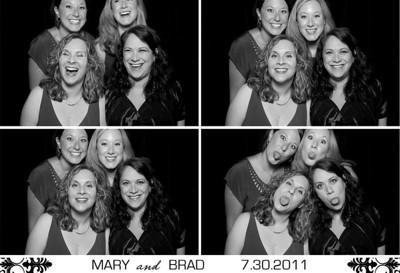 CHI 2011-07-30 Mary & Brad