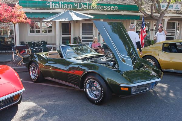 Corvette Spectacular - September  2012