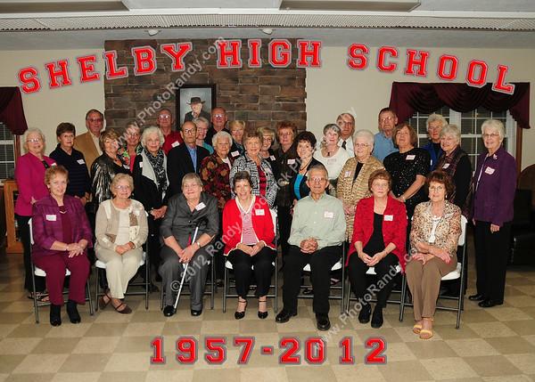 SHS Class of '57 Reunion
