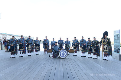 Pipes & Drums Seaport Tattoo - 06.23.2014