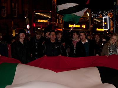 Demonstration - Palestine