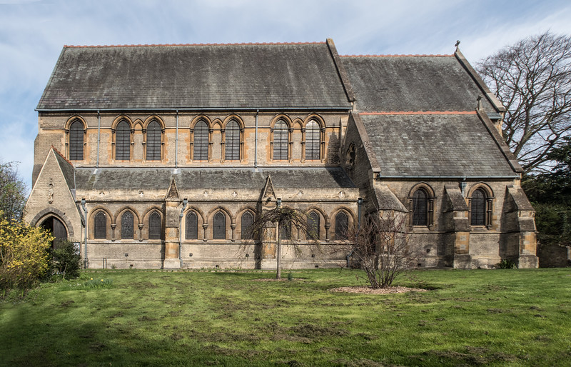 Cambridge, St. Giles