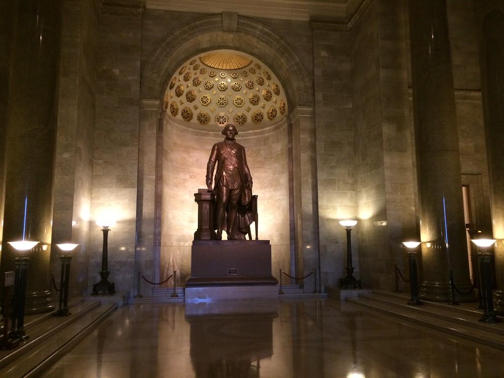 2014 DC Masonic Memorial Interior