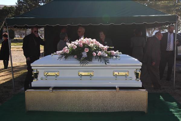 Grandma Butler's Funeral