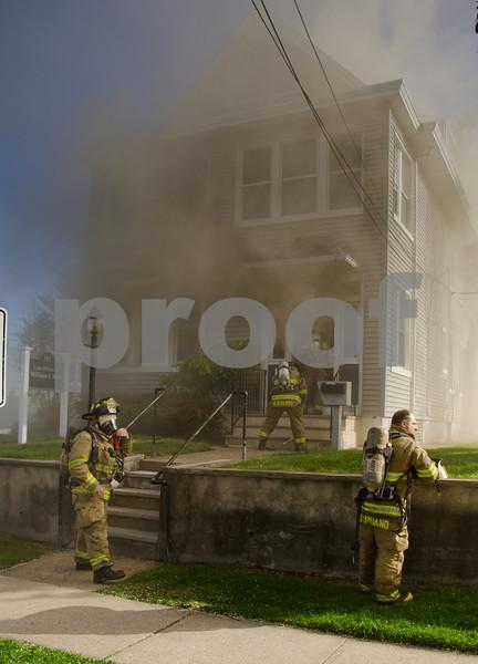 Carlstadt NJ 4th Alarm 585 Hoboken May 1, 2013