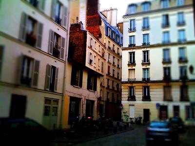 Paris iPhone