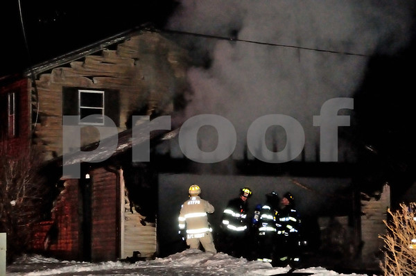 HOUSE FIRE 811 SOUTHSIDE AVE LAKEMOORE IL