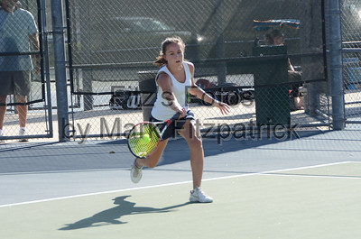 Var GTennis vs. Linfield Christian