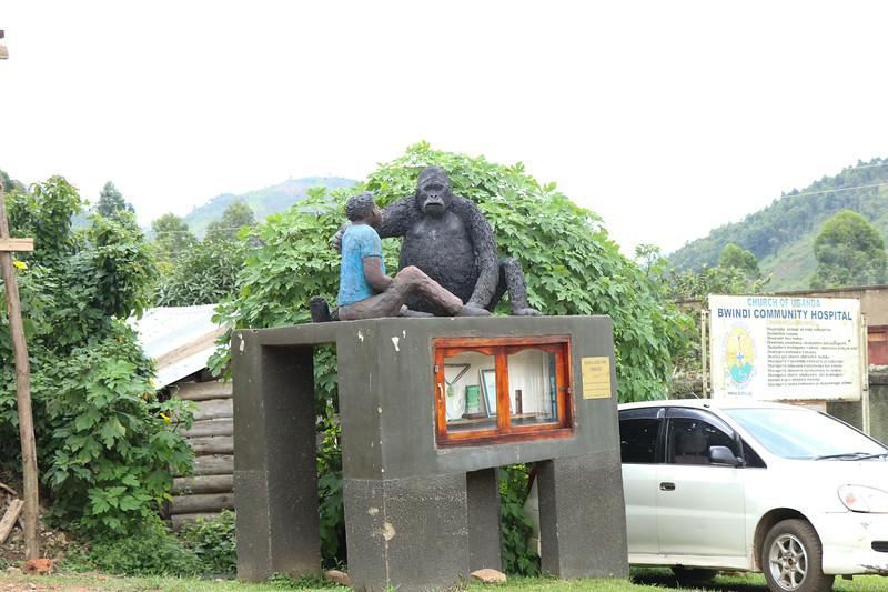 Africa Bwindi Community Hospital