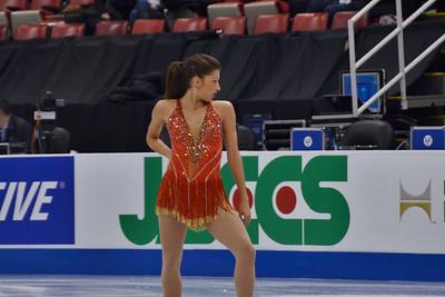 2013 Skate America Samantha Cesario