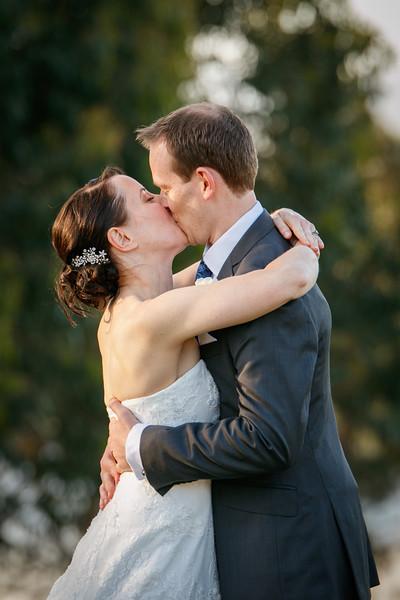 Bridgette and Peter - Wedding