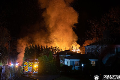 Dwelling Fire - 475 Field Point Rd, Greenwich, CT - 11/20/20