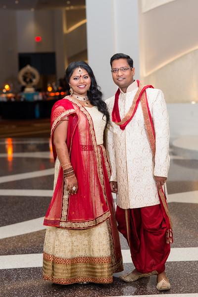 Thulsi + Sunil Reception