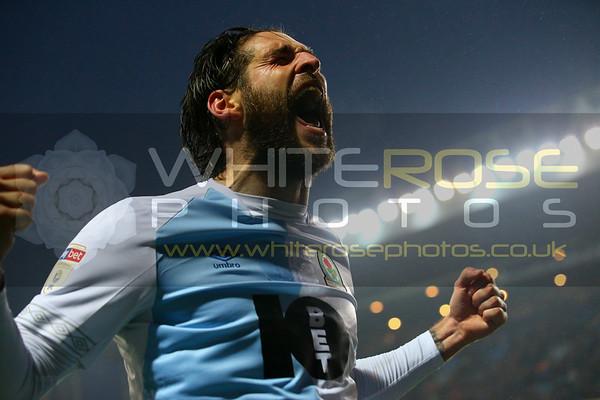 Blackburn Rovers v Sheffield Wednesday 01 - 12 - 18