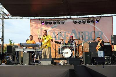 2013 Lake Arbor Jazz Festival - Secret Society
