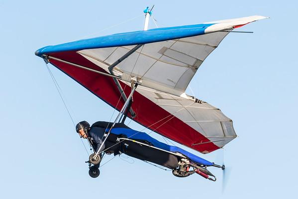 Hangglider  Paraglider  Paramotor