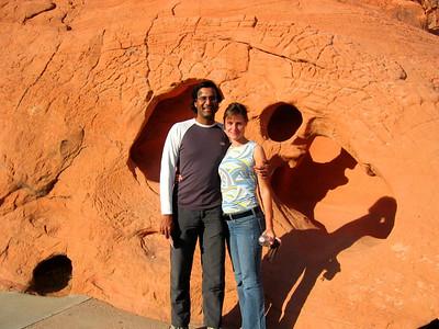 NV/UT desert adventure, thanksgiving 2005