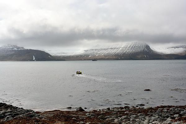 Hreinsunarferð í Hornvík 2015