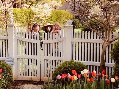 Betsy Bulleit's Garden - April 2019