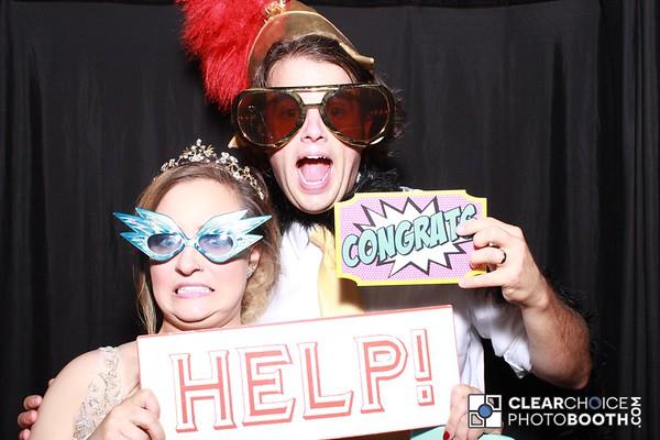 Taylor & Clifford Wedding 10.7.17