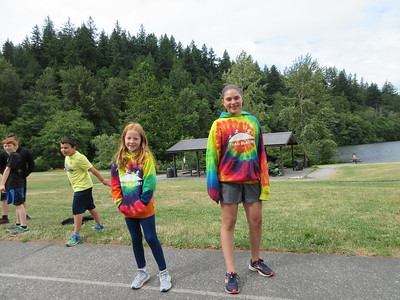 Trail Blazers Summer Camp-June, 2019