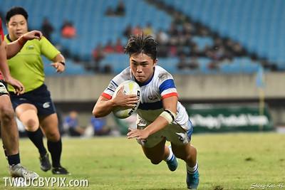 2019 U19亞青盃-台灣 VS 香港 (TWN VS HKG)