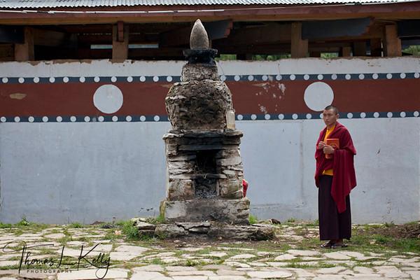 Tshedra: Monastic School