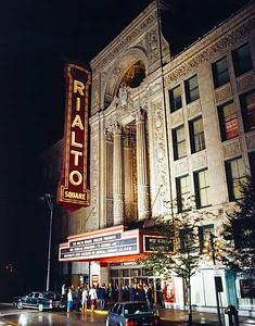 Rialto Square Theatre in Joliet
