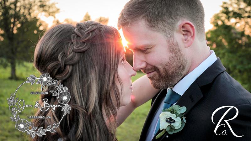 Jen & Bryan | Wedding at The Barn at Willow Brook in Leesburg, VA