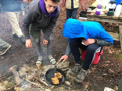 2018 Spring Advancement Camping
