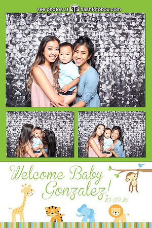 Kelly's Baby Shower - October 10, 2016