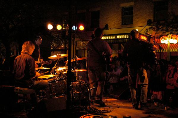 Under The Stars, Club Congress, Tucson, AZ 2006