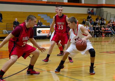 Jayden Basketball 2013