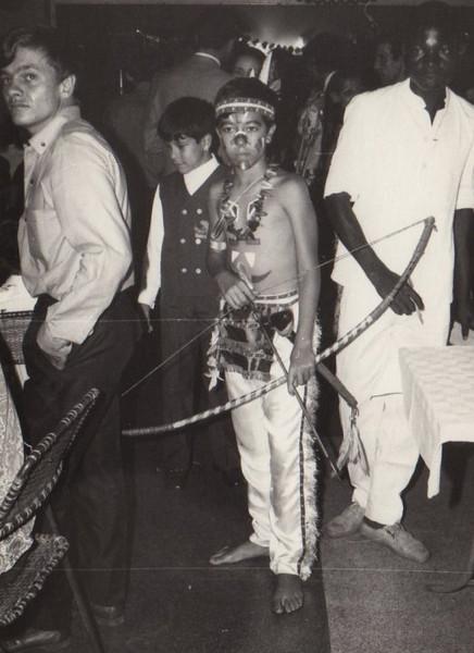 1970-Andrada  - Carnaval na Casa do Pessoal - Álvaro Figueiredo