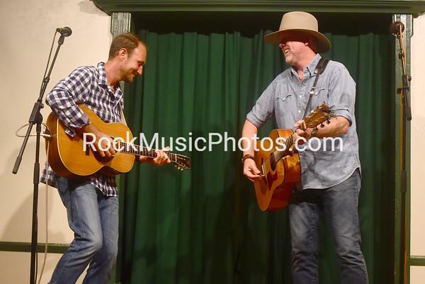 Nathan Welden & Peter Bolland