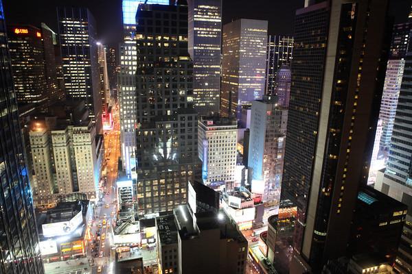 Manhattan - April 2011