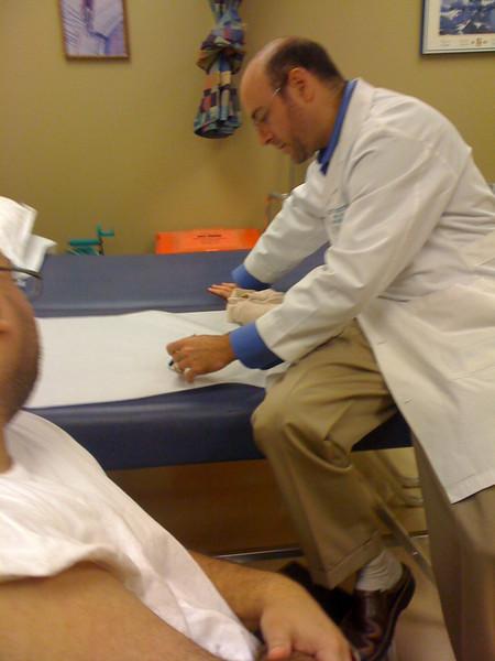 2009 07 13 - Ist Doctors appt