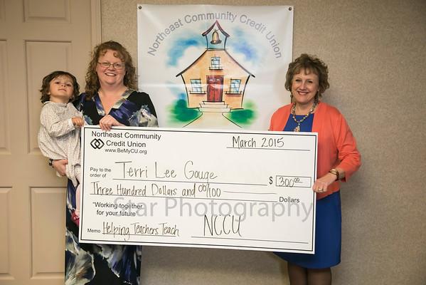 Teachers Grant At NCCU 03-18-15