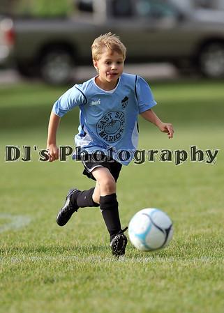 Cambridge U9 Soccer June 16, 2009